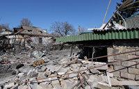 СЦКК: ВСУ обстреляли ясли в Докучаевске