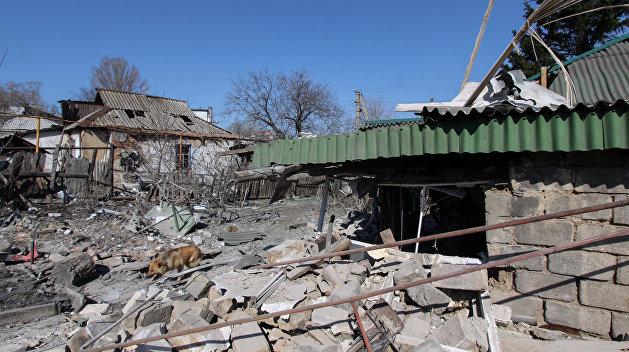 С начала вооруженного конфликта в ДНР погибли почти 4400 человек