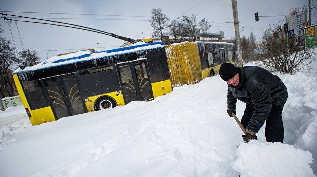 Lenta.ru: Отмороженный Киев