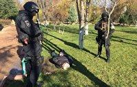 Четверых представителей «Меджлиса» поймали в Крыму на вымогательстве