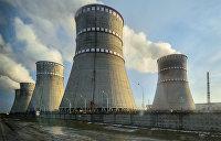 Ровенская АЭС запустила реактор с истекшим сроком эксплуатации