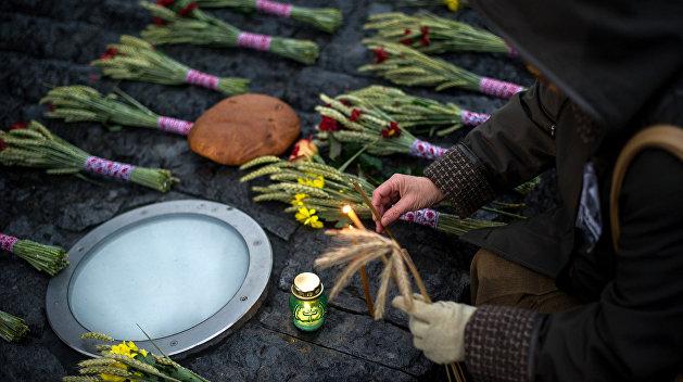 В Киеве почтут память жертв голода начала 30х годов