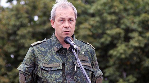 Басурин: Киев использует «школьное перемирие» для перегруппировки сил в Донбассе