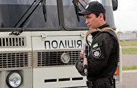 В центре Одессы произошла перестрелка, трое полицейских ранены