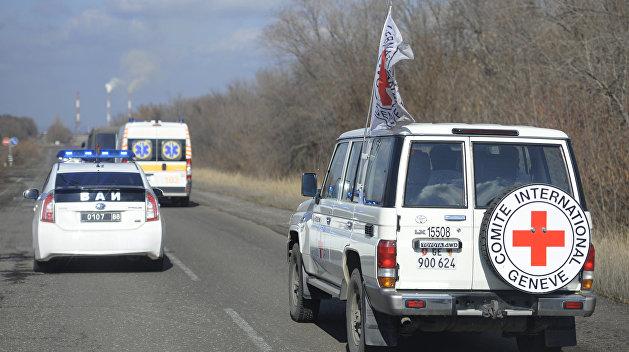 Красный Крест назвал количество мирных жителей, погибших с начала конфликта в Донбассе