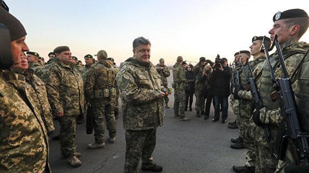 Когда развалится Украина: С чем столкнулся Порошенко при зачистке сепаратистов — МК