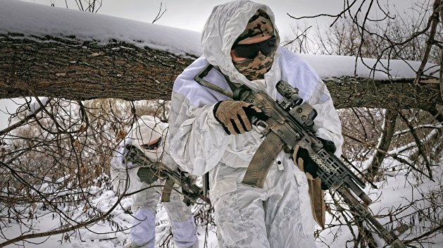 В Донецке рассказали о неудачной вылазке украинских диверсантов