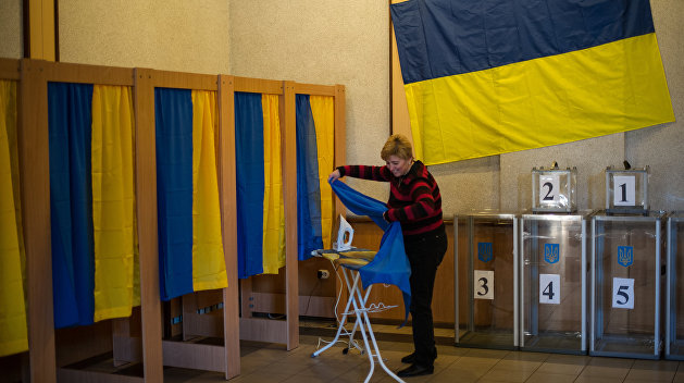 В Крыму могут открыть участок для проведения украинских выборов