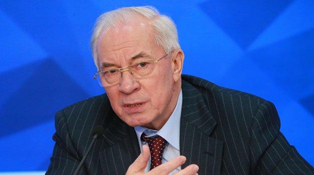 Азаров: Когда Янукович говорил мне, что все хорошо, Киев уже был захвачен