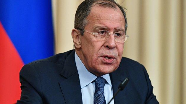 Лавров: Почему санкции вводят только против России?