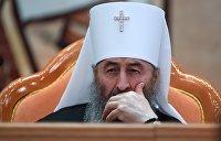 Порошенко встретился с главой Украинской православной церкви