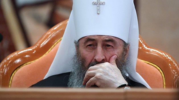 Глава УПЦ: Пусть Варфоломей устраняет раскол в своей епархии, а не в нашей