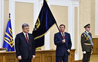 Зачистка регионов: как Порошенко готовит для себя «запасной аэродром»