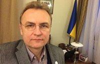 Выборы ни при чем. Мэр Львова Садовый назвал свою единственную цель