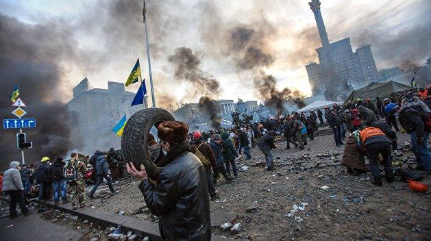 «Стрелять по всем на Майдане»: Грузинские снайперы рассказали о заказчиках — РИА Новости