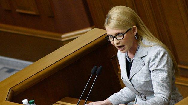 «Батькивщина» опубликовала проект меморандума Украины и МВФ