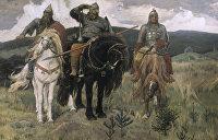 Илье Муромцу, Соловью-разбойнику и богатырям на Украину въезд закрыт