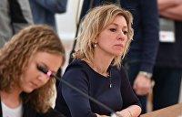 Захарова: Зеленский прекрасно понимает, почему вопросами пленных вынужден заниматься Медведчук