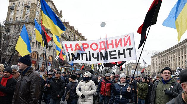 Социология: избрание Порошенко на второй срок невозможно
