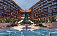 Крымский курорт признан лучшим в мире