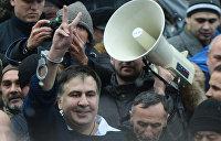 Саакашвили обогнал Порошенко в рейтинге украинских блогеров