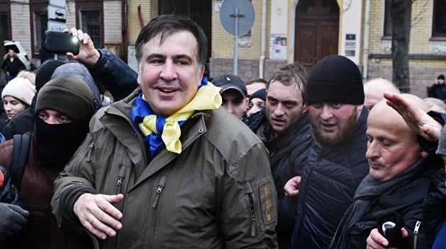 СМИ: Идут тайные переговоры о депортации Саакашвили