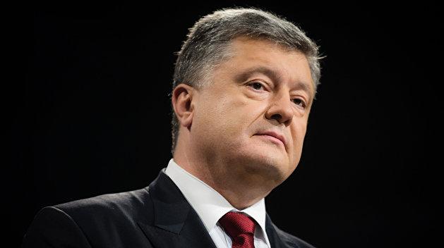 Порошенко уверен, что вернет Крым и Донбасс