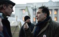 Кость Бондаренко: Порошенко помогает Саакашвили подняться