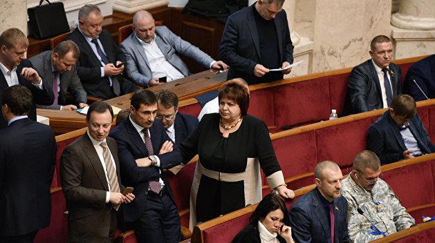 Украинские госзакупки — для украинцев: Рада отказывается от ассоциации с ЕС
