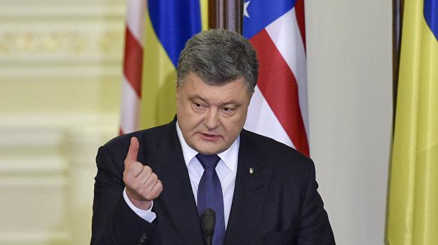 Порошенко пытается получить контроль над ЦИК в преддверии новых парламентских выборов