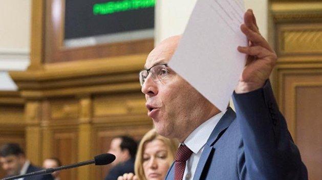 Вопрос о реинтеграции Донбасса будет решен завтра
