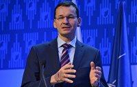 Новый премьер Польши вспомнил о Волынской резне