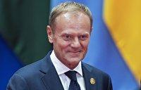 Туск: Польша должна быть опекуном для Украины