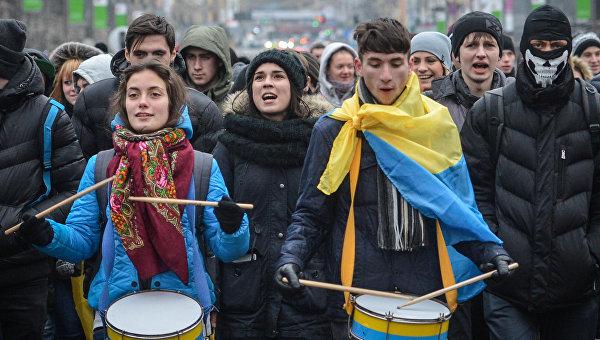 Пропаганде вопреки: Украинская молодежь на распутье