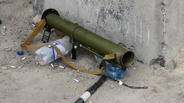 В Чернигове задержан контрактник, торговавший оружием