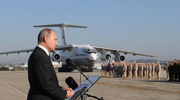 РСМД: «Большая игра» на Ближнем Востоке для России и СНГ