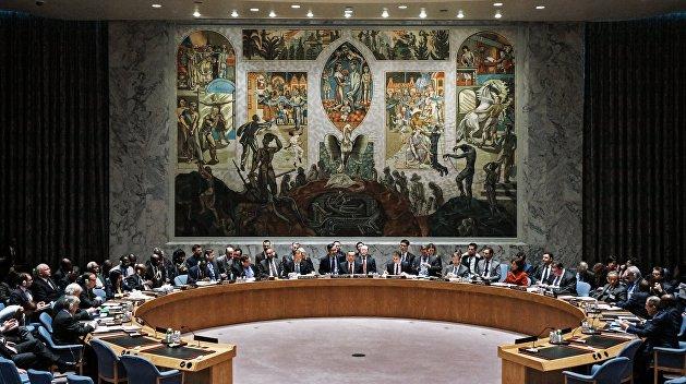 ООН отклонила резолюцию Украины по Крыму