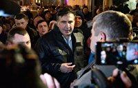 Саакашвили на полном серьезе хочет стать мэром Одессы