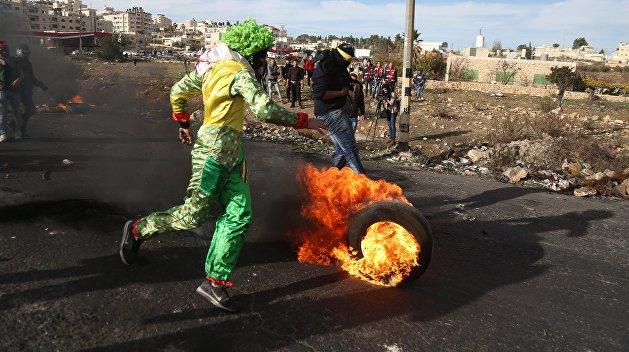 Движение ХАМАС заявило о начале третьей интифады