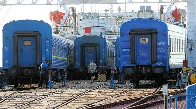 «Укрзализныця» отказалась признавать долг в 2 млрд