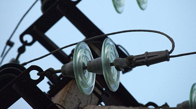 В крупнейших городах Луганской области погас свет