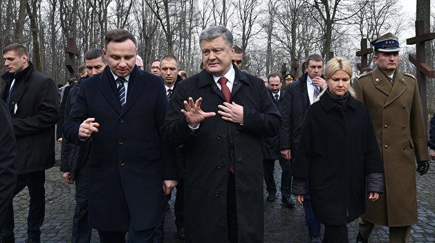 Варшава поддержит введение миротворцев в Донбасс по варианту Киева