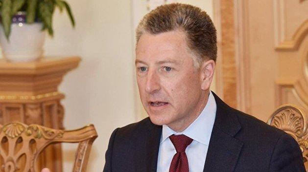 Волкер приедет в Донбасс и Киев перед переговорами с Сурковым