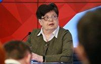 Лариса Шеслер: В украинских тюрьмах сидят несколько сотен женщин-политзаключенных
