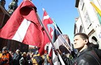 Глава МИД Латвии Ринкевичс назвал советский период истории оккупацией