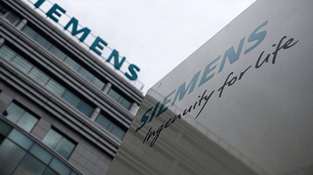 Siemens готов вернуть деньги за турбины в Крыму
