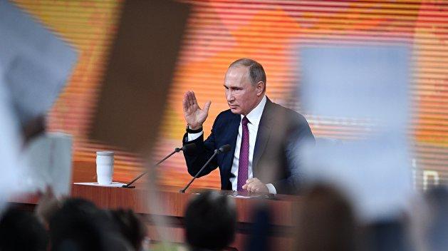 Путин призвал решить вопрос обмена пленными до Нового года