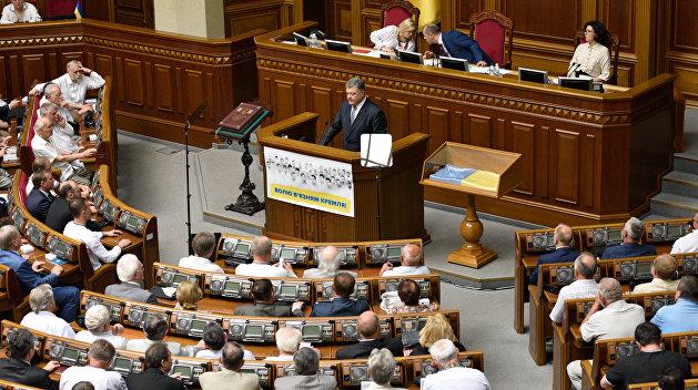 Эксперты составили рейтинг популистов и лжецов украинской политики