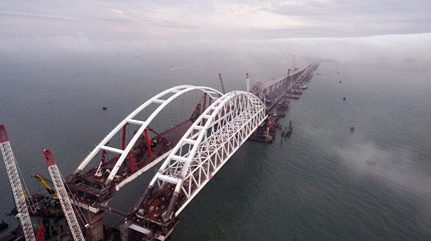 Замминистра Украины: Черноморские страны не понимают претензии Киева к крымскому мосту