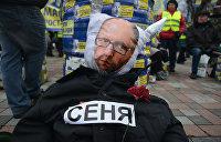 Михаил Павлив: Яценюк и Аваков ответят за Майдан